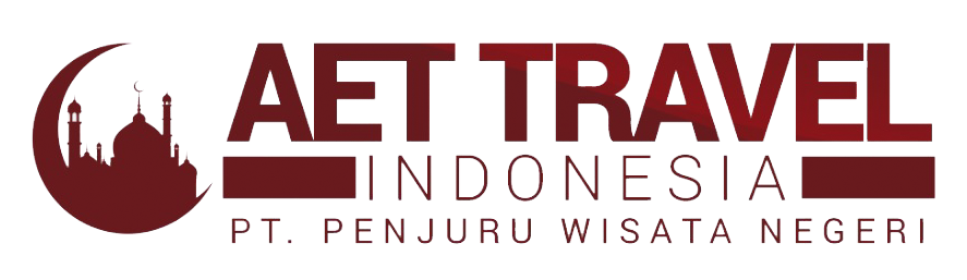 Logo AET Travel Indonesia png
