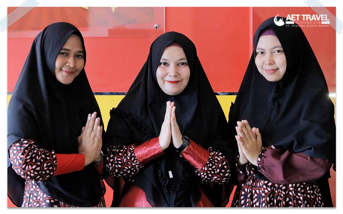 Paket Umroh 2019 AET Travel Indonesia Lebih Hemat