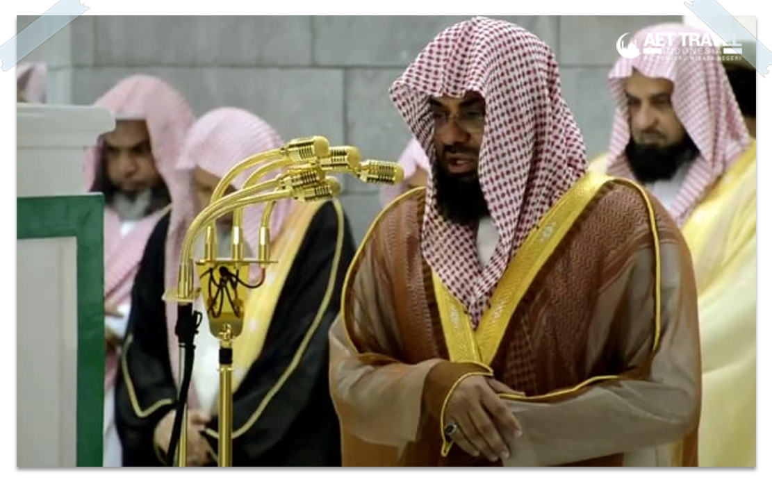 Pengeras Suara Terbaik Di Dunia Ada Di Masjidil Haram & Masjid Nabawi