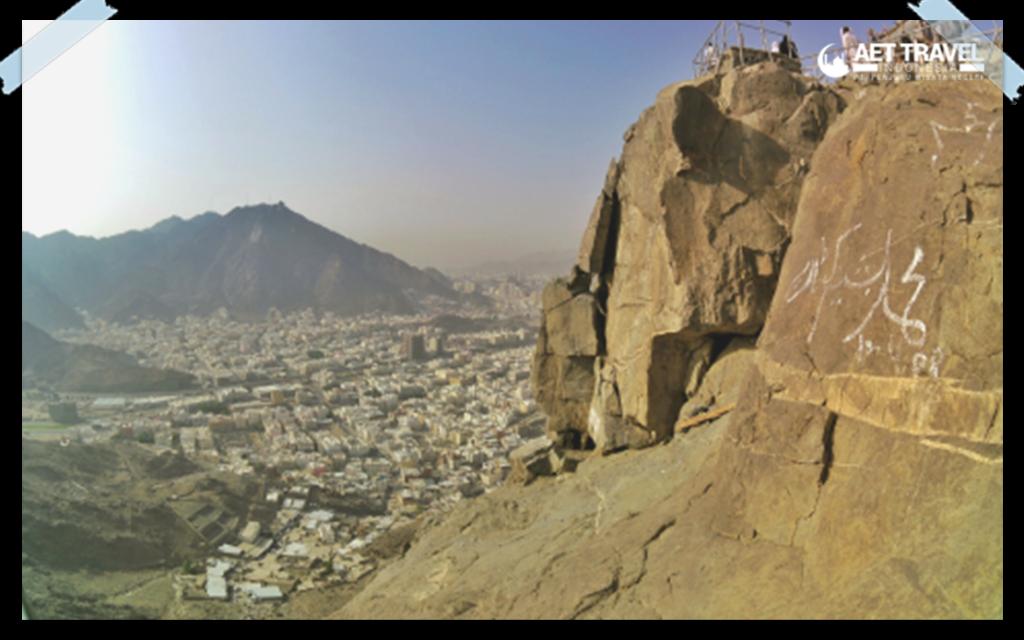 3 Gunung Bersejarah Di Makkah