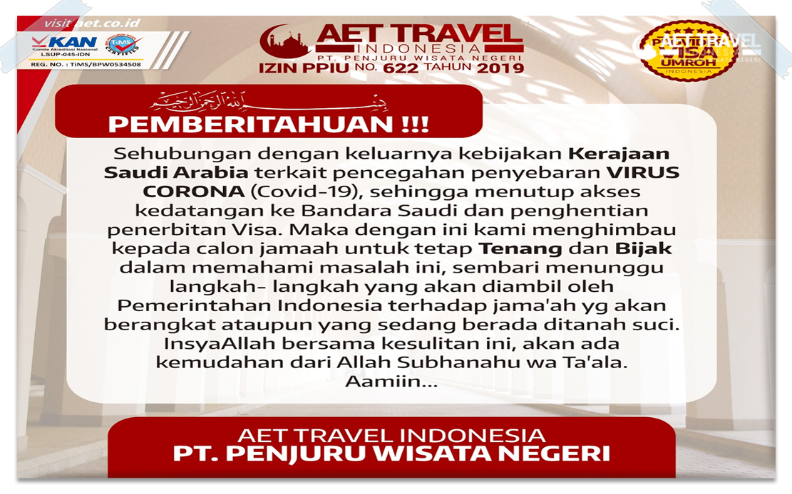 aet travel indonesia